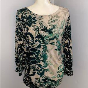 ALFANI blouse size XL EUC